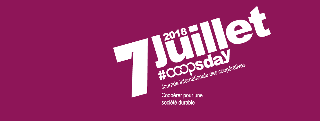 2018 International Day of Cooperatives