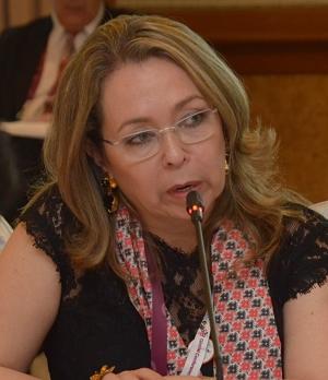 María Eugenia Pérez Zea PRESIDENTA DEL COMITÉ MUNDIAL DE EQUIDAD DE GÉNERO DE LA ALIANZA COOPERATIVA