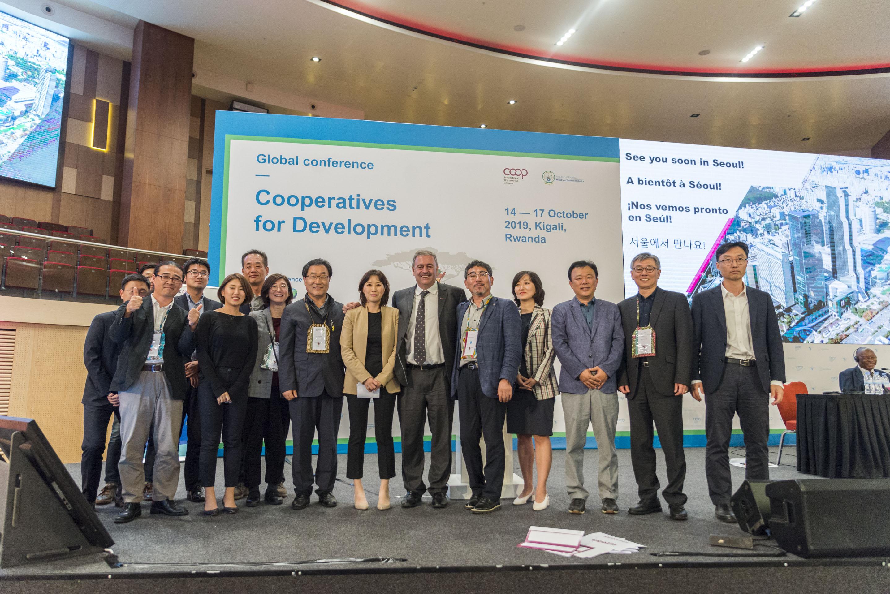ICA Congress Seul