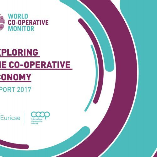 World Co-operative Monitor: Exploring the Co-operative Economy