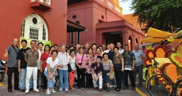 Singapore seniors travel co-op
