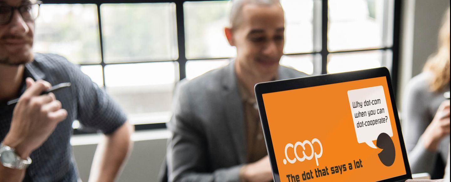 Around 9,000 organisations across 88 countries currently use the .coop domain