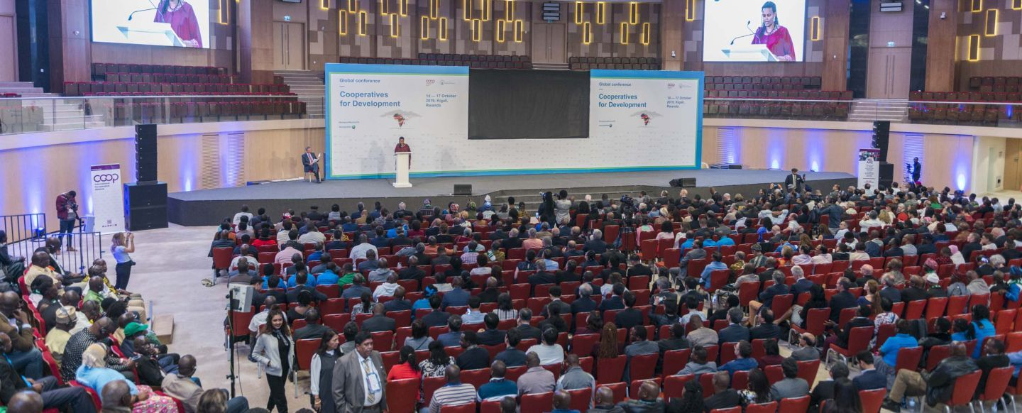 1,000 participants from 94 countries met in Kigali